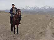 Horseback Riding in Kyrgyzstan